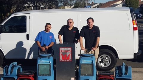 Meet the crew at West Coast Restoration Inc